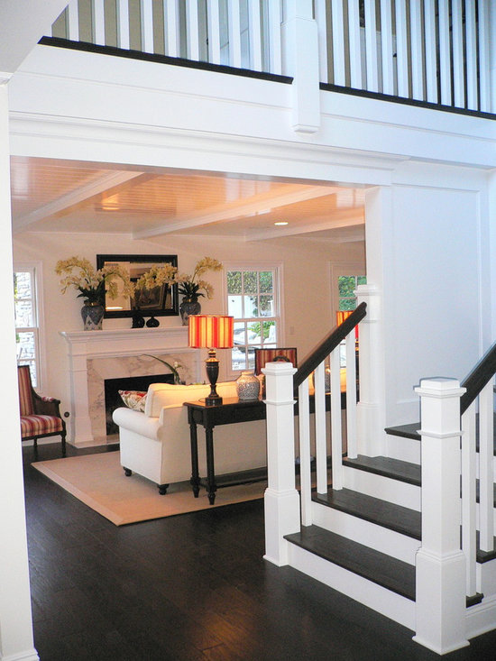 Entry Stair Case