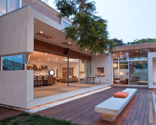 Duchateau Floors Terra Collection In Zimbabwe Horwitz Residence By Minarc