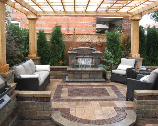 Toronto Outdoor Living Space