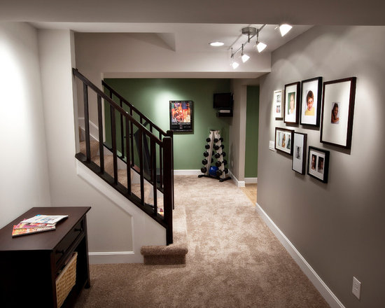 Foxgate Basement Renovation