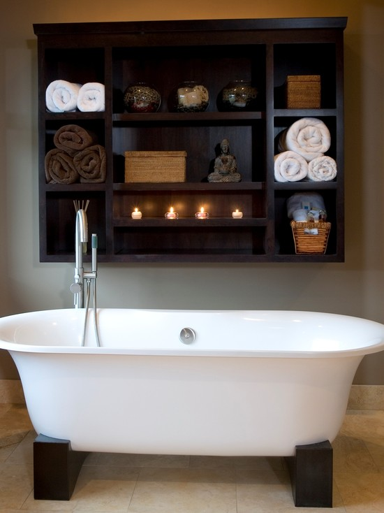 Balinese Influenced Bath
