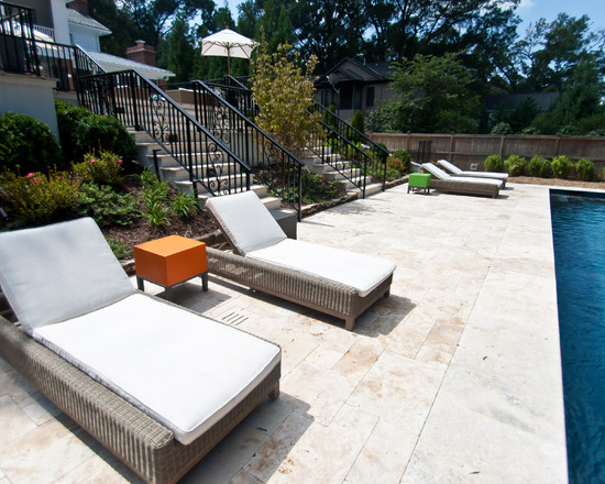 New Construction Outdoor Living Modern Outdoor Living Design