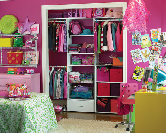 Tidy Tween Room