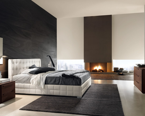 Chantal Bed From 944 In Eco Leather
