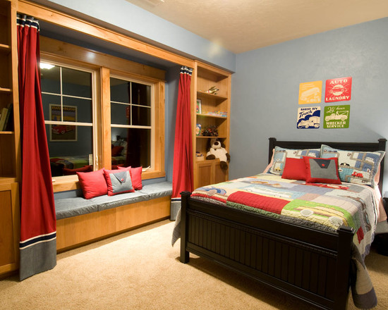 Cascadia Boys Bedrooms
